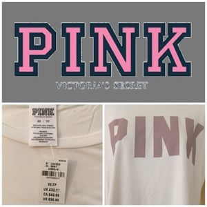 Victoria's Secret PINK long sleeve size XS/TP N WT